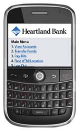 Mobile Web Banking