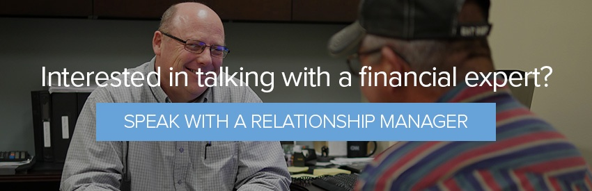 Speak with a Relationship Manager